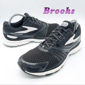 Brooks-Black White Launch 2 Running Sneaker 9.5